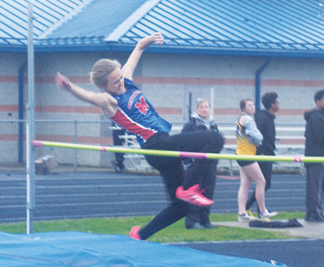 Monarch track and field teams sweep meets