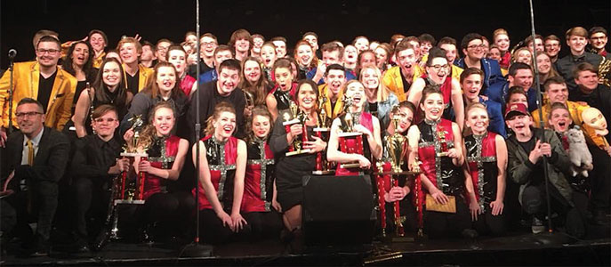 Swingers Unlimited named grand champion