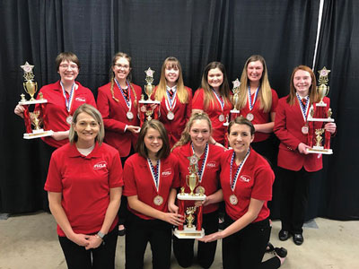Fairbanks FCCLA members qualify for nationals