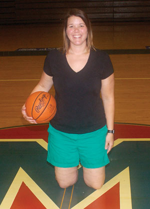 New Lady Monarch hoop coach wants to restore love of game to players