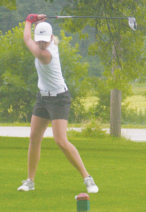 Panther golfers win age brackets during Heart of Ohio junior tournament