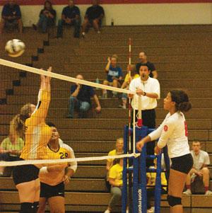MHS volleyball team to host Spikefest