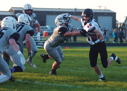 JA will try to crack .500 mark against Indian Lake