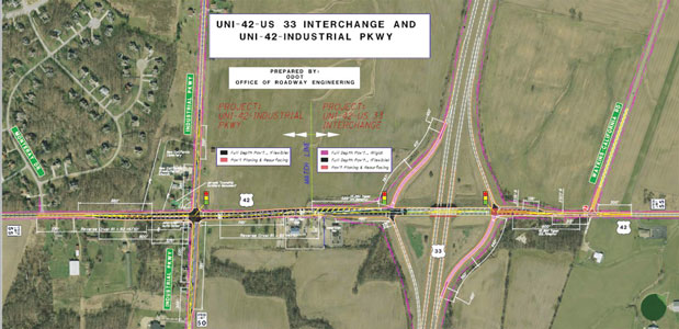 ODOT to reveal improvement plans for U.S. 42