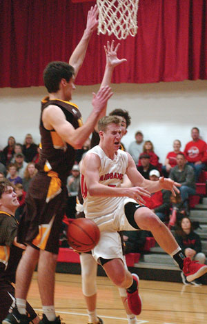 Panthers down West Jeff during conference action