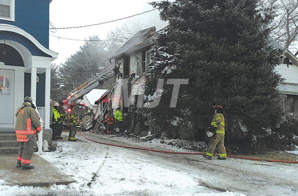 Woman killed in Richwood fire