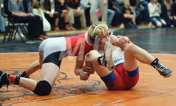 Wildcats are third, MHS places sixth at Wasserbeck