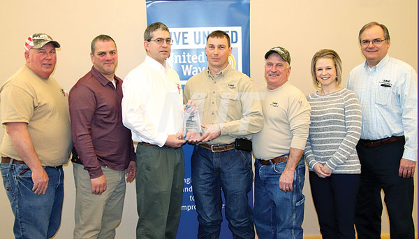 United Way of Union County hands out workplace awards