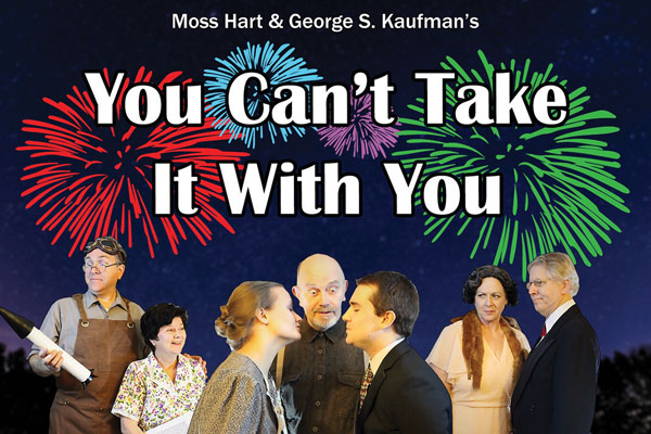 """Theater group to perform """"You Can't Take It With You"""""""