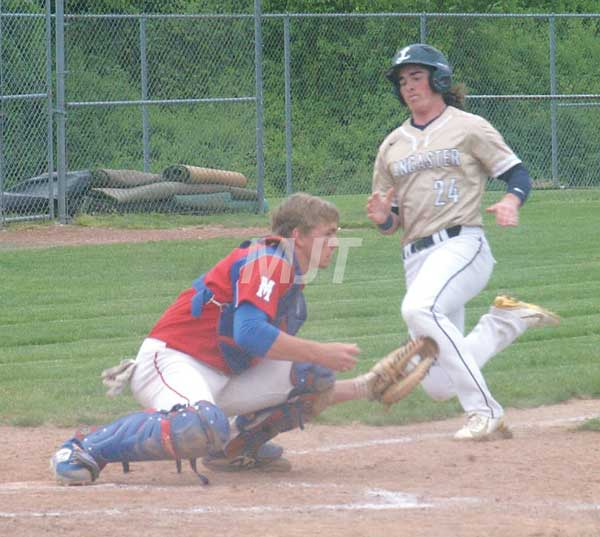Photo highlights from MHS Division I district game