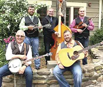 Bluegrass group Remington Ryde to perform at next community concert