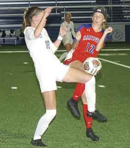 Lady Monarchs win 4-3 shootout over Liberty; advance in tourney