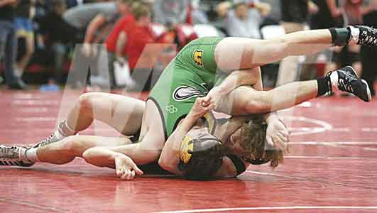 Triad grapplers place at LCC event