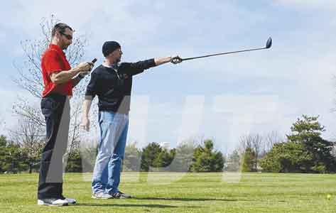 Golf has monopoly on sports activities due to pandemic