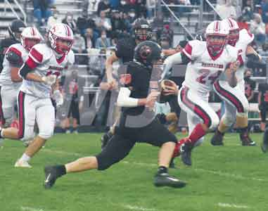 FHS Panther gridders will host longtime rival Triad Cardinals