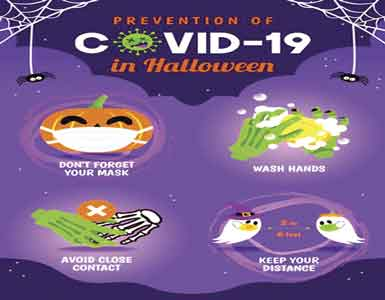Officials promote safe decisions for trick-or-treat