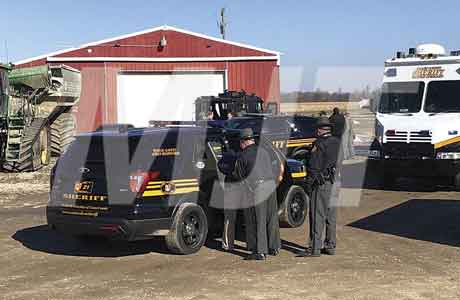Search uncovers drug operation on farm