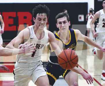 Jonathan Alder, Stallions will clash for Division II district basketball crown
